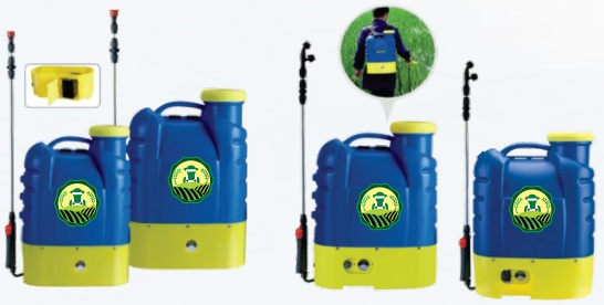 Agricultural Battery Sprayers