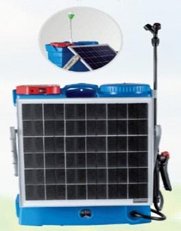 Solar Sprayers