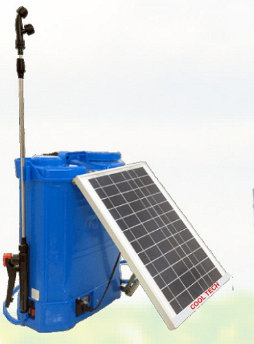 Solar Sprayers