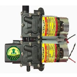 Double Single Moter Pump