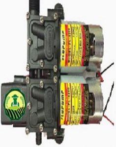 double moter pump