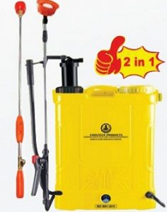 battery sprayers 2 in 1 moter-pump